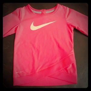 EUC Nike Dri-Fit 24 months Long Sleeve Shirt